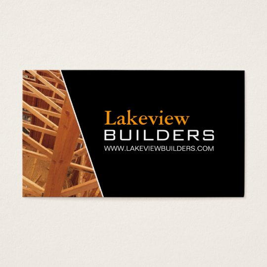 Home Building Business Cards
