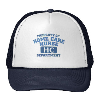 Home Care Nurse Trucker Hat