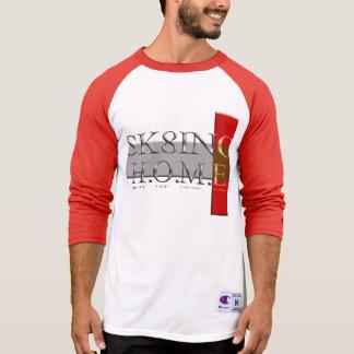HOME Champion 3/4 Sleeve Raglan T-Shirt