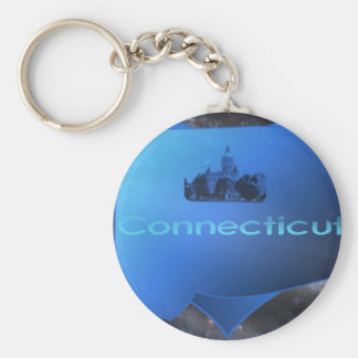 Home Connecticut Keychain