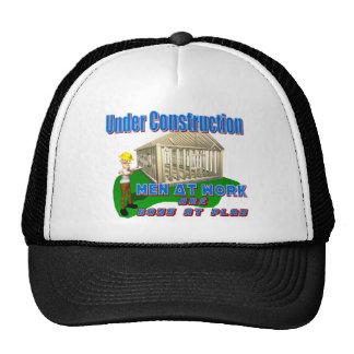 Home Construction Business Trucker Hat