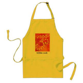hOMe cook apron Standard Apron