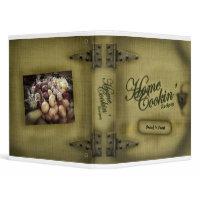 Home Cookin' binder
