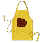 Home Cooking Secrets Apron