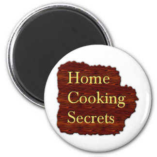 Home Cooking Secrets Magnets