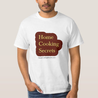 Home Cooking T-Shirts