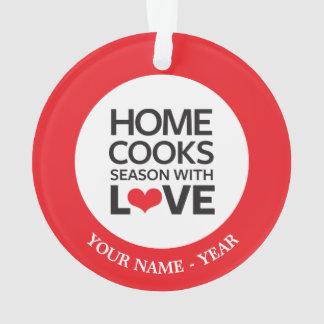 Home Cooks Season With Love