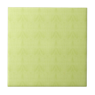 Home Decor Accents Muted Yellow Small Square Tile
