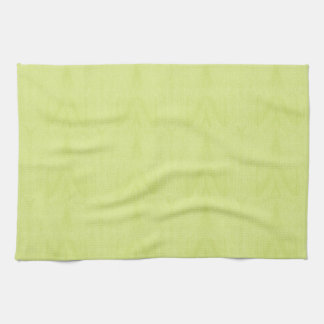 Home Decor Accents Muted Yellow Towel