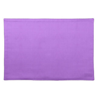 Home Decor Accents Pale Violet Cloth Placemat
