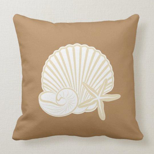 Beach Home Decor Pillows: Home Decor Beach Theme Throw Pillow
