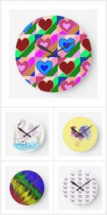 Home Decor by EelKat: Clocks