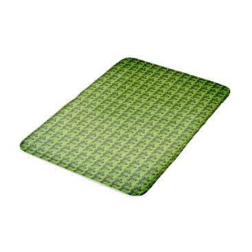 Professional Business Home-Decor-Ole-Green-Floral-RUGS-S-M-L Bathroom Mat