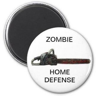 Home Defense 2 Inch Round Magnet