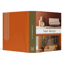 Home Design Binder binders