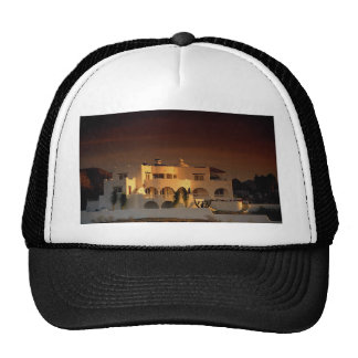 Home designed by architect Victor Martinez, Baja, Trucker Hat