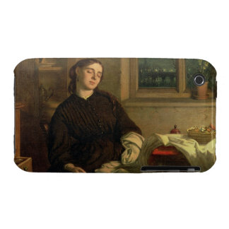 Home Dreams, 1869 (oil on canvas laid down on pane Case-Mate iPhone 3 Cases