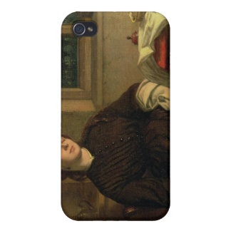 Home Dreams, 1869 (oil on canvas laid down on pane iPhone 4/4S Case