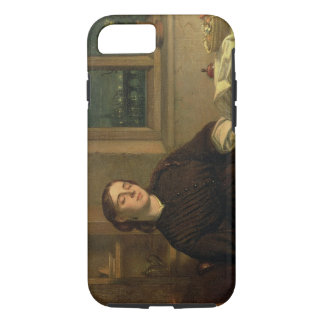 Home Dreams, 1869 (oil on canvas laid down on pane iPhone 8/7 Case