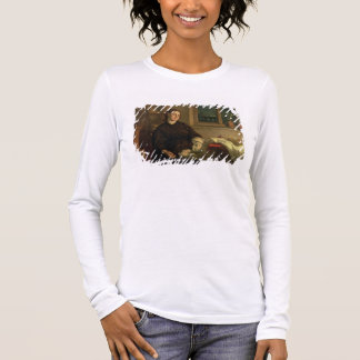 Home Dreams, 1869 (oil on canvas laid down on pane Long Sleeve T-Shirt