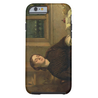 Home Dreams, 1869 (oil on canvas laid down on pane Tough iPhone 6 Case