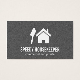 Home | Duster (texture) Business Card