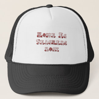 Home Ec Teachers Rock Trucker Hat