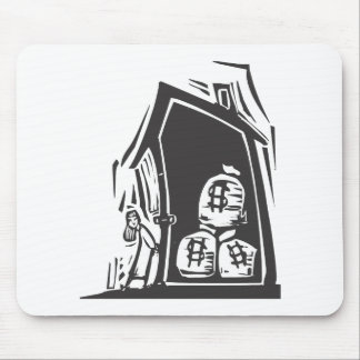 Home Equity Mouse Pad
