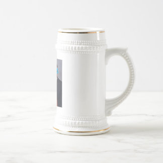 Home Fire Family Photo Customize Beer Stein
