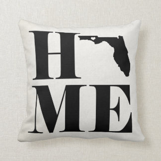 Home Florida State Pillow CHOOSE YOUR COLOR