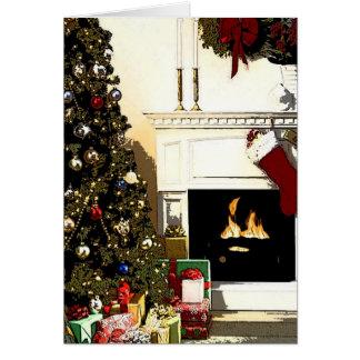 Home for Christmas Card