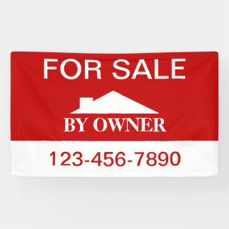 Home For Sale By House Owner Banner
