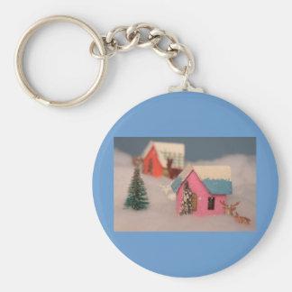 Home for the hoildays keychain