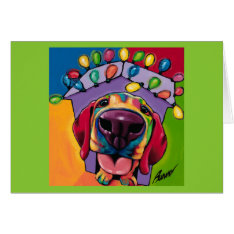 Home for the Holidays! Holiday Card by Ron Burns at Zazzle