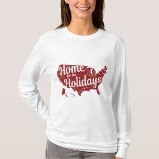 Home for the Holidays Long Sleeved T-Shirt