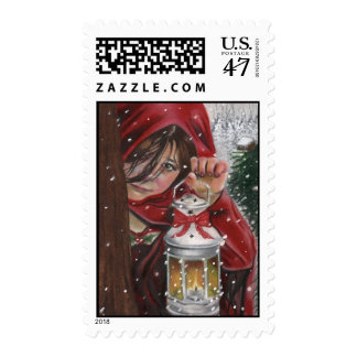 Home for the holidays Postage