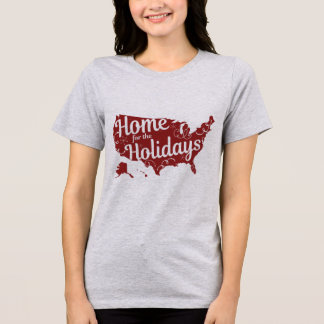 Home for the Holidays Relaxed Shirt