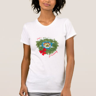 HOME FOR THE HOLIDAYS WOMENS' TEE