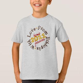 Home Forever Adoption Shirt For Boys