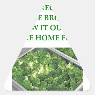 home fries triangle sticker