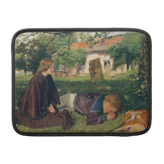 Home from Sea - Arthur Hughes MacBook Air Sleeve