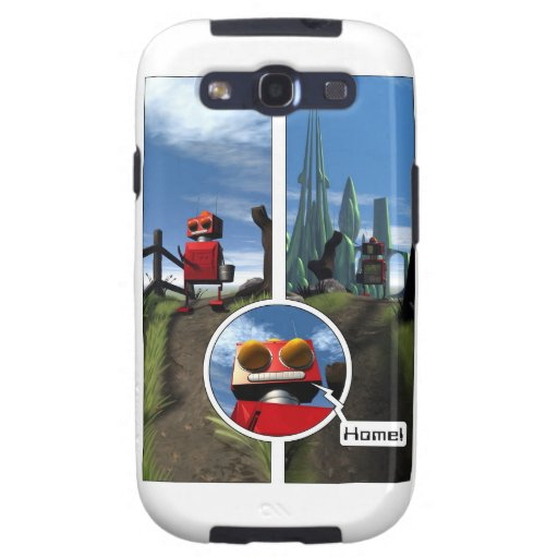 Home Galaxy SIII Cover