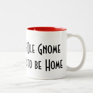 Home Gnome Mug