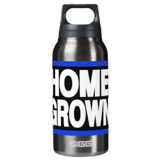 Home Grown 2 Blue 10 Oz Insulated SIGG Thermos Water Bottle