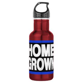 Home Grown 2 Blue 18oz Water Bottle
