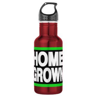 Home Grown 2 Green 18oz Water Bottle