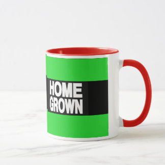 Home Grown 2 Green Mug