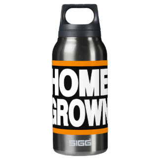 Home Grown 2 Orange 10 Oz Insulated SIGG Thermos Water Bottle