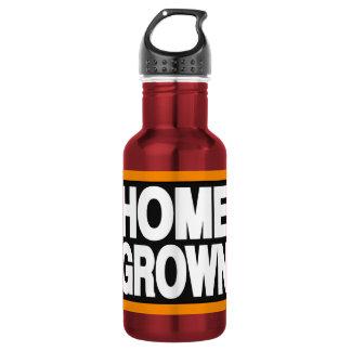 Home Grown 2 Orange 18oz Water Bottle