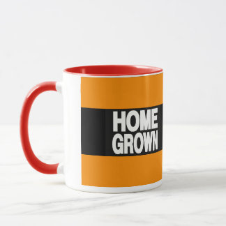 Home Grown 2 Orange Mug